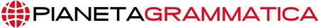 il logo del sito PianetaGrammatica.it